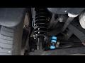 Dodge Caliber Rear Strut Shock Replacement