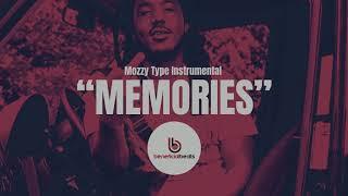 "(New) Mozzy Type Beat ""Memories""   2019 West Coast Rap Instrumental"
