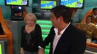 Daniel Sarcos se reencuentra con su madre en El Familión Nestlé (Trato Hecho) 2011