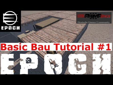 Awesome Arma 3 Epoch #1 Basen Bauen In Arma 3 Epoch Baututorial / Anleitung  Craftingliste