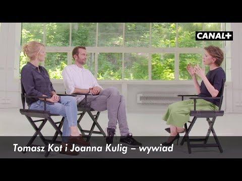 Tomasz Kot i Joanna Kulig opowiadają o pracy przy filmie