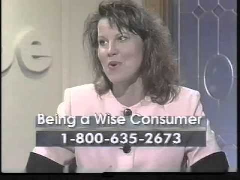 8/19/96 Southern Baptist Cable Channel: Being a Wise Consumer
