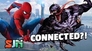 Spider-Man: Homecoming, Venom ARE Connected?! (Black/Silver too!)