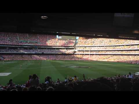 2014 AFL Grand Final Sydney v Hawthorn - Final Siren
