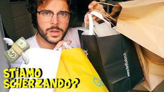 Spendo 250€ di delivery | Guglielmo Scilla - Willwoosh