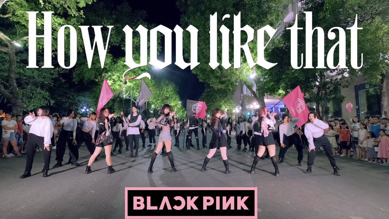 [ KPOP IN PUBLIC ] BLACKPINK - 'How You Like That' DANCE COVER by FGDance from Vietnam (Sp
