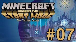 Minecraft Story Mode S2 (E2) #7 - Let It Snow