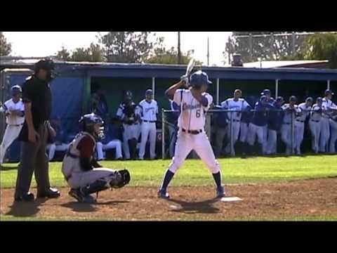Oxnard College  vs Pasadena College mens baseball 2013
