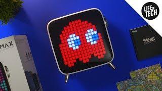 Divoom Tivoo-Max Pixel Art Display Bluetooth Speaker   Review