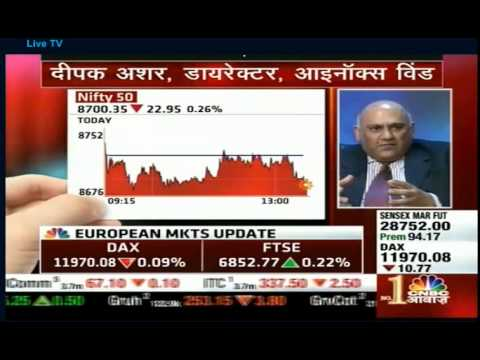 IWL IPO   Deepak Asher Interview   CNBC Awaaz