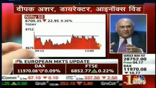 IWL IPO   Deepak Asher Interview   CNBC Awaaz