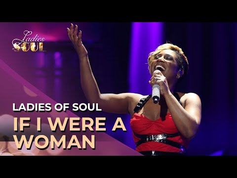 Ladies Of Soul - If I Were Your Woman & Midnight Train To Georgia Live At The Ziggo Dome 2015