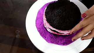 Jel cake l jel ice cake l easy l simple recipe l visit my channel l Recipes With Vidya #subscribe#