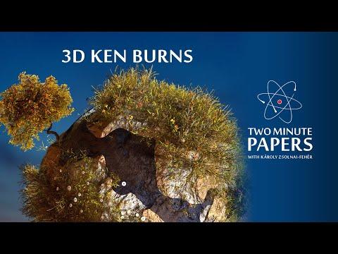 Ken Burns Effect, Now In 3D!