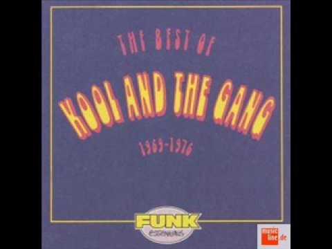 KOOL & THE GANG - HOLLYWOOD SWINGIN