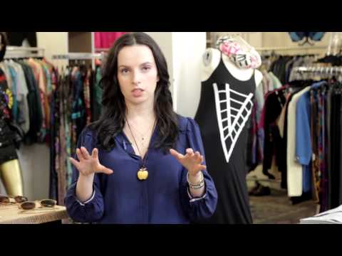 How to Shrink Clothes : Great Fashion Tips