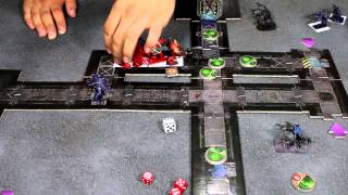 Let's Play Space Hulk (The Board Game) 01 - Suicide Mission