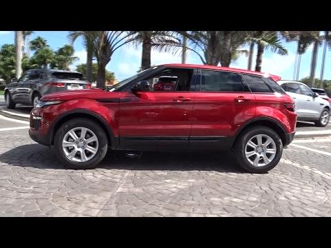 Warren Henry Range Rover >> 2017 Land Rover Range Rover Evoque Miami, Aventura, Fort Lauderdale, Broward, Miami Beach, FL ...