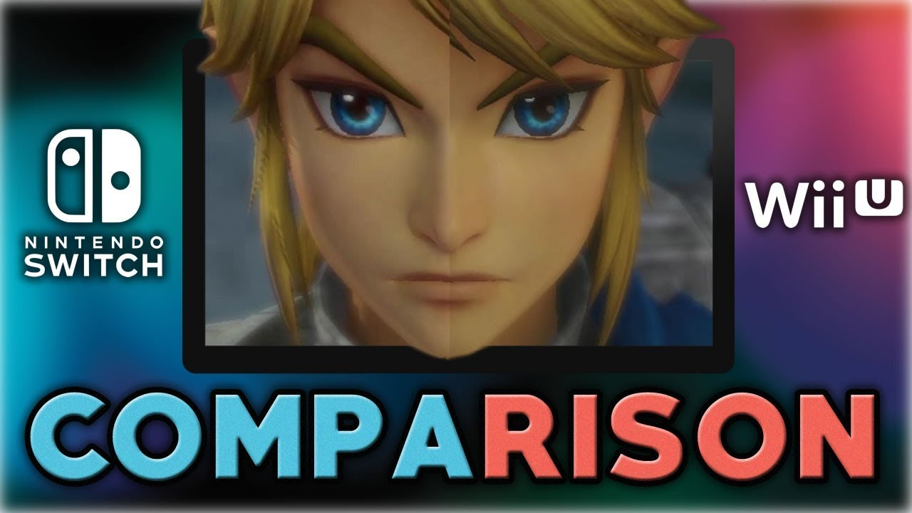 Hyrule Warriors Definitive Edition Comparison Nintendo Switch Vs Wii U Youtube