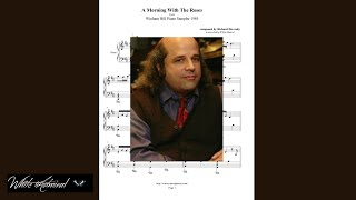 WINDHAM HILL PIANO SAMPLER I (A MORNING WITH THE ROSES) - RICHARD DWORSKY