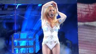 The Femme Fatale Tour: Britney Spears - Hold It Against Me