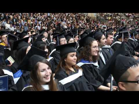 Brandeis University Commencement 2016