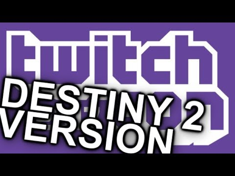 DESTINY 2 LIVE STREAM TWITCHCON VERSION 2017!