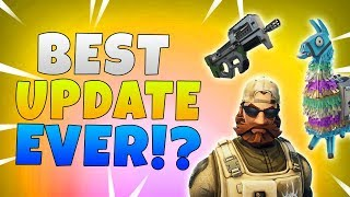 Fortnite Update 5.1 Patch Notes | Fortnite Birthday Event