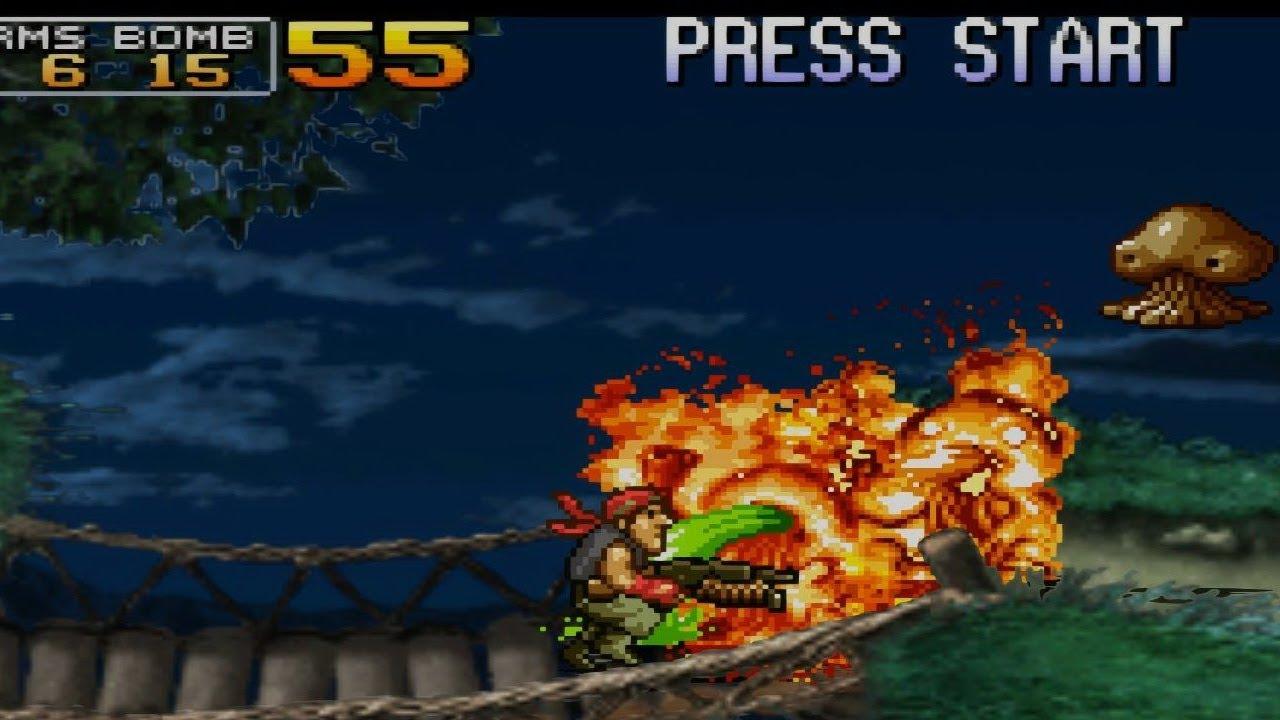 gioco metal slug pcsx2