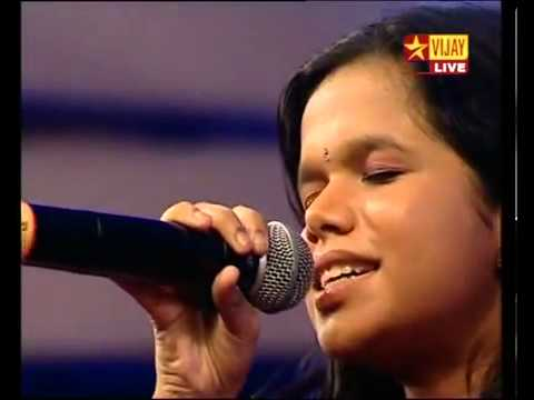 Alka & Parvathy in Super Singer 3 Grand Finale   YouTube