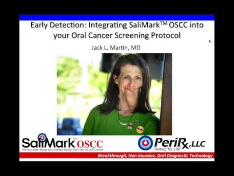 Early Detection of Oral Cancer : Webinar