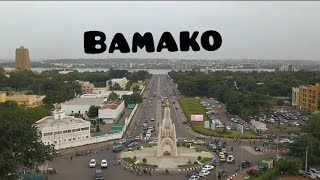 Bamako City, Capital of Mali.