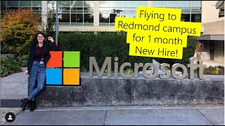 Two weeks in Redmond at the Corporate HQ! | Microsoft Aspire Experience