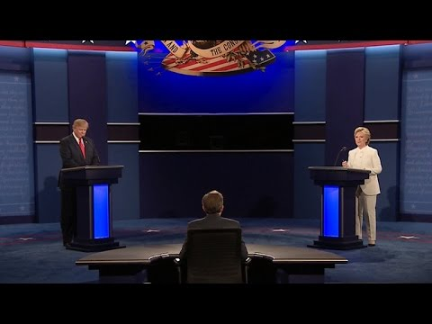 Full 2016 Final Presidential Debate