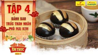 Thiên đường ẩm thực 5 | Tập 4: Bánh bao trúc than nhân phô mai kem | Hong Kong