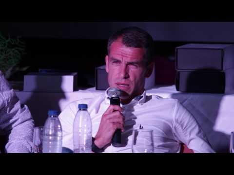 Duda habla sobre la cantera del Málaga CF