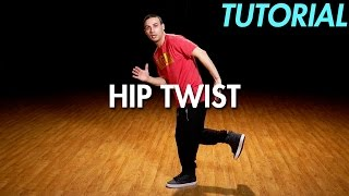 How to Hip Twist / Indian Step (Hip Hop Dance Moves Tutorial) | Mihran Kirakosian