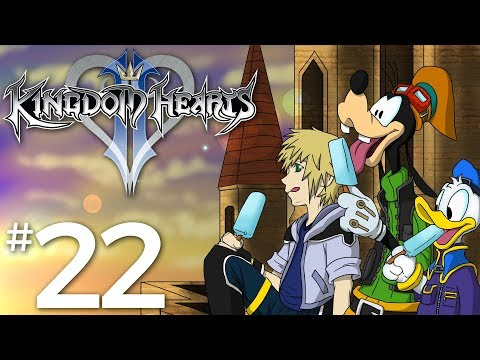 Kingdom Hearts II FM | #22: AGRA-BACK