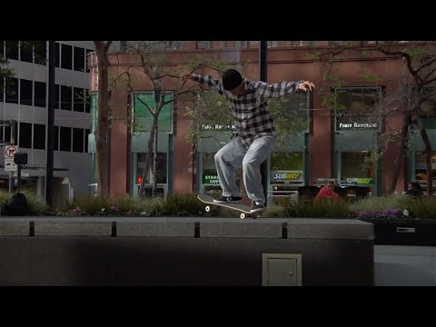 SKATE SF WITH KNIBBS