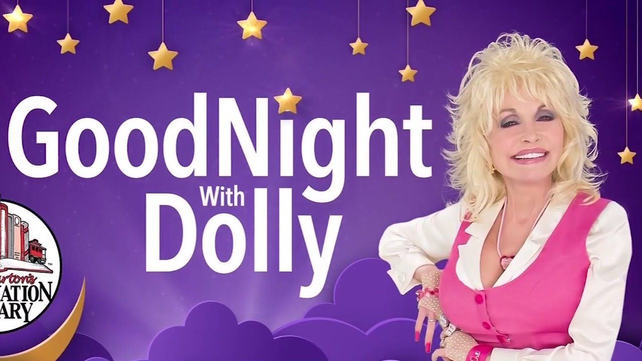 One Good Thing: Dolly Parton readings at bedtime