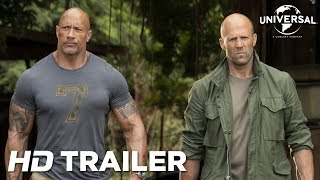 Fast & Furious: Hobbs & Shaw – Trailer 3 (Universal Pictures) HD