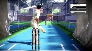 NET PRACTICE -- Don Bradman Cricket 14 Beta