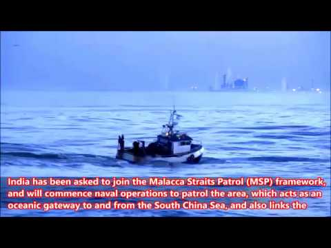 India's Increasing Role in Malacca strait