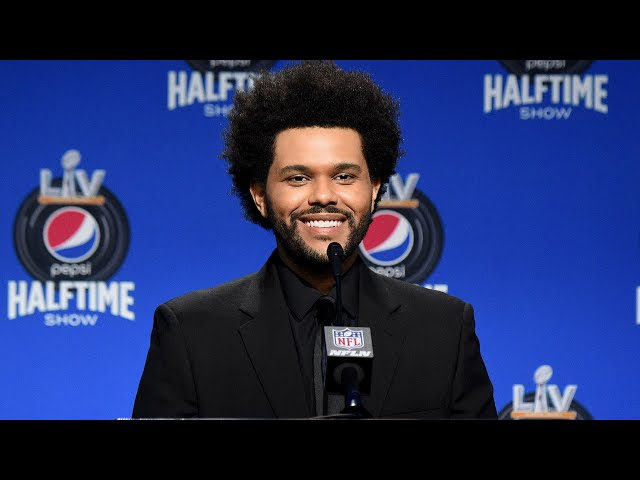 The Weeknd's Super Bowl Halftime Show Is Unlike ANYTHING Done Before