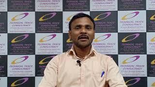 Sudhir Bandgar. Feedback on live commodity market workshop by …