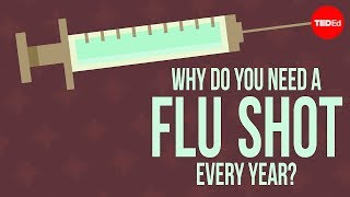 Why do you need to get a flu shot every year? - Melvin Sanicas