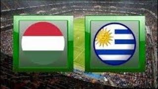 Uruguay vs Hungary Friendly (2-1) 15/11/19