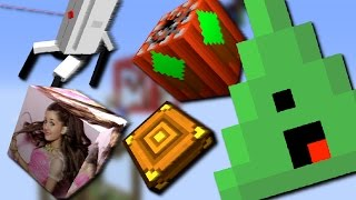 ZUFÄLLIGE ITEMS mit 50 MODS! - Minecraft Illuminati [Deutsch]