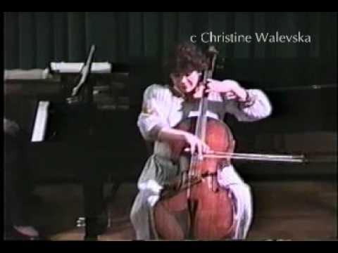 Ennio Bolognini / Echo Serenade, cello performing by Christine Walevska