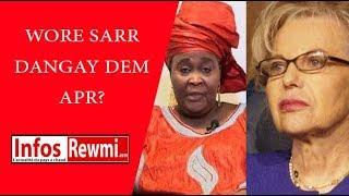 (Vidéo Humour) Xoulo Woré Sarr ak Viviane Wade